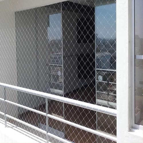 mallas de seguridad para balcones