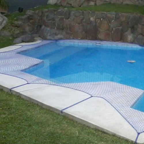 mallas de seguridad para piscinas