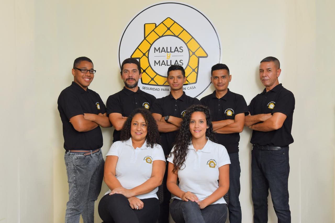 Equipo Mallas y Mallas